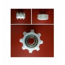 Phay tiện CNC - bánh răng